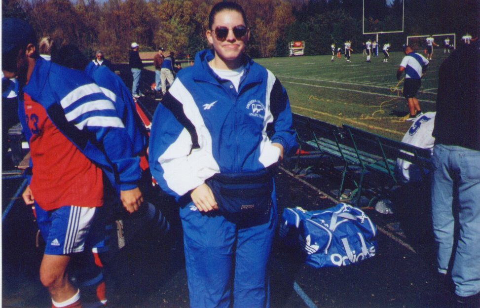 Jill Murphy Athletic Trainer