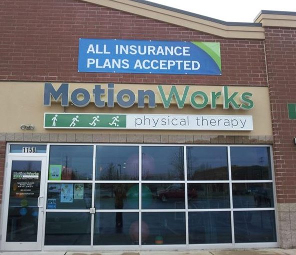 MotionWorks Physical Therapy clinic