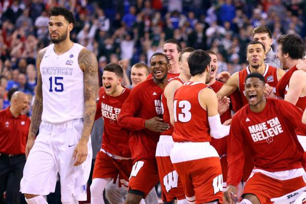 Badgers beat Kentucky