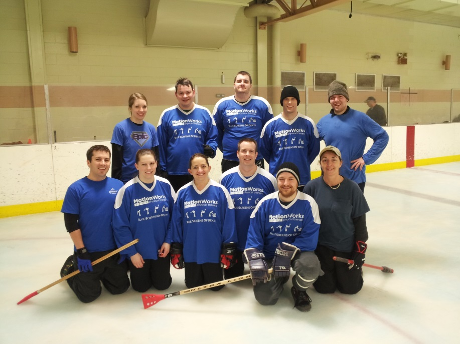 Fox Valley Broomball League
