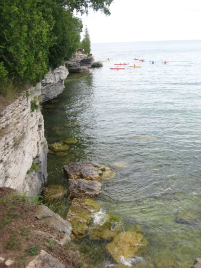 Cave Point Door County