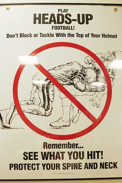 Concussion Prevention