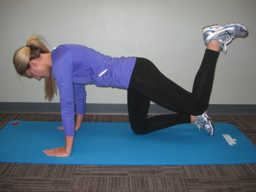Fitness class in Appleton