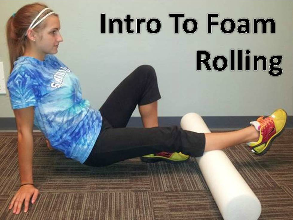 Foam Rolling - Kerry Gillings