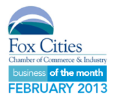 Fox Cities Chamber of Commerce Business of the Month