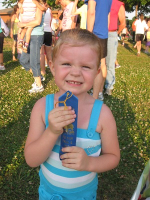 Neenah Fun Run Ribbon